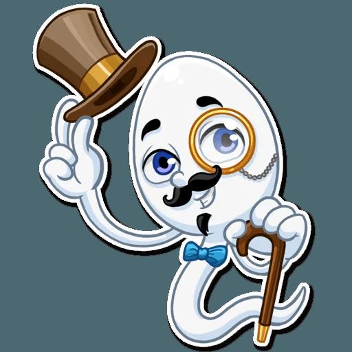 Mr. Zoid - Sticker 7