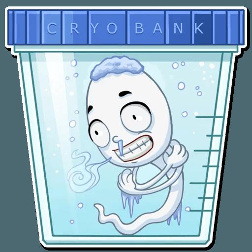 Mr. Zoid - Sticker 21