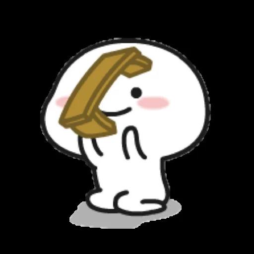 乖巧寶寶 - Sticker 22