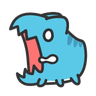 /start - Tray Sticker