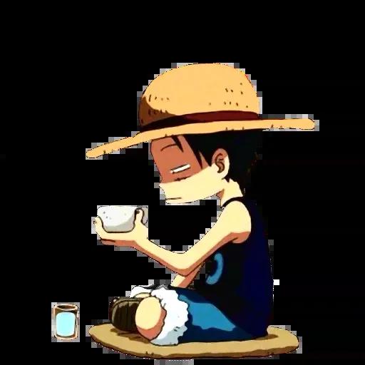 Luffy - Sticker 5