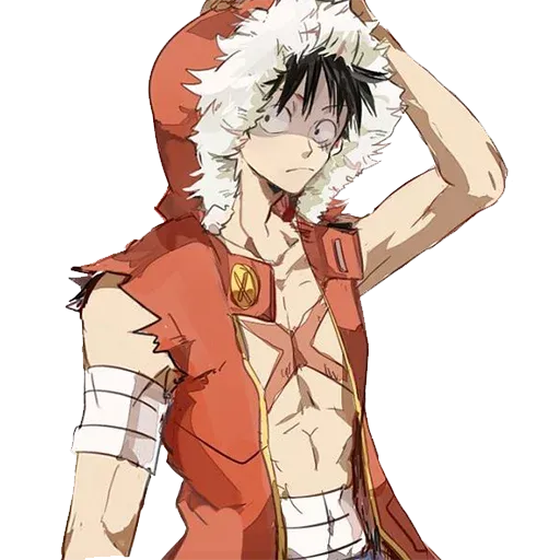 Luffy - Sticker 27