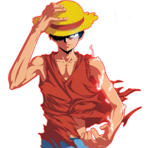 Luffy - Sticker 28