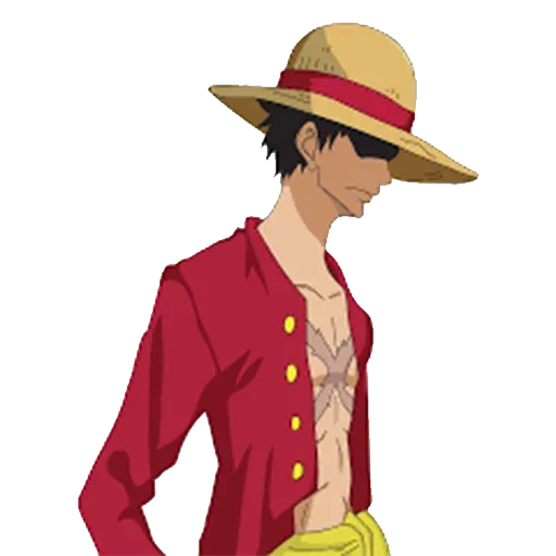 Luffy - Sticker 23