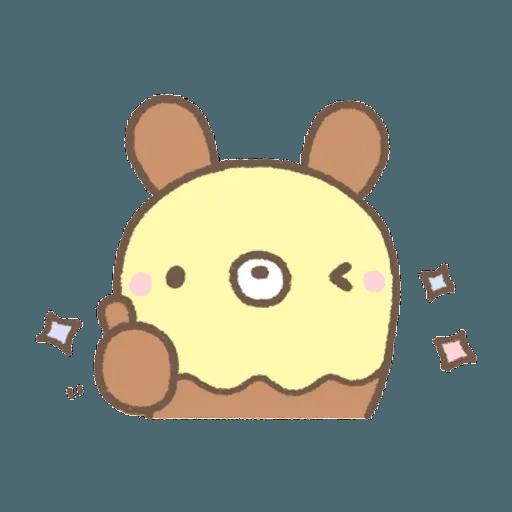 麵包樹暖心陪伴篇 - Sticker 2