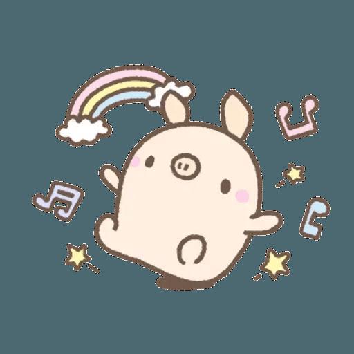 麵包樹暖心陪伴篇 - Sticker 4