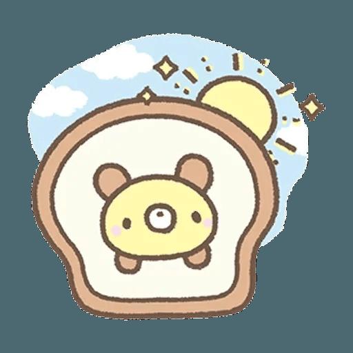麵包樹暖心陪伴篇 - Sticker 12
