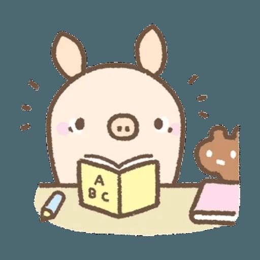 麵包樹暖心陪伴篇 - Sticker 15