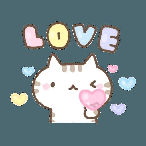 麵包樹暖心陪伴篇 - Sticker 3
