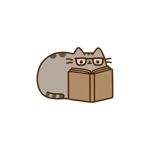 Pusheen - Sticker 27