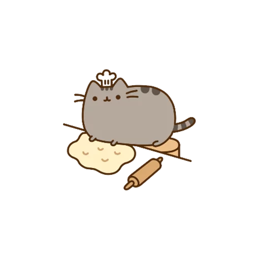 Pusheen - Sticker 4