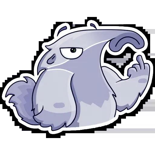 Oso Hormiguero - Sticker 14