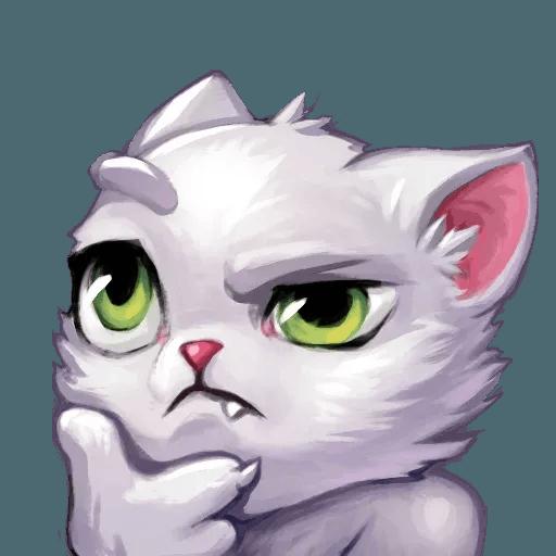 Kitty1 - Sticker 5