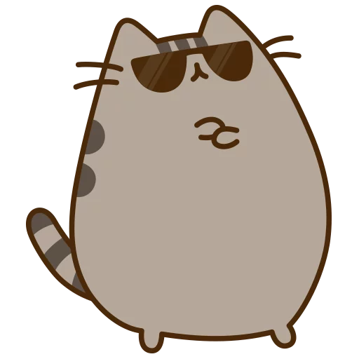 Fatcat - Sticker 16