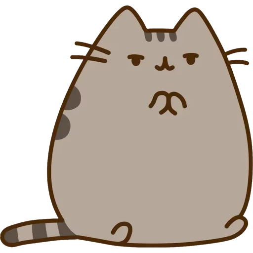 Fatcat - Sticker 2