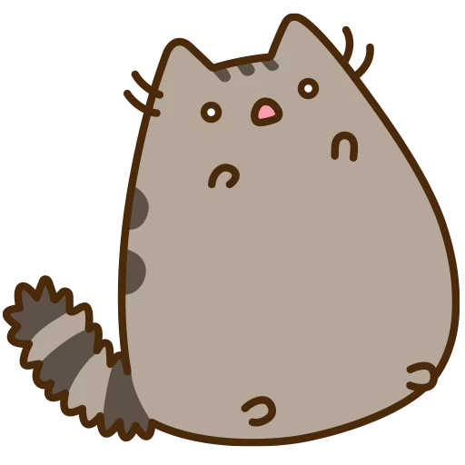 Fatcat - Sticker 15