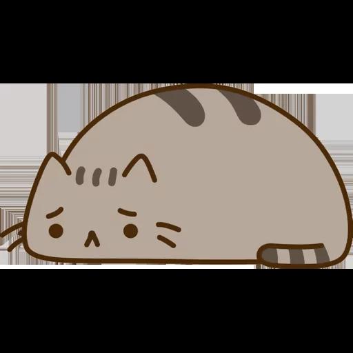 Fatcat - Sticker 4
