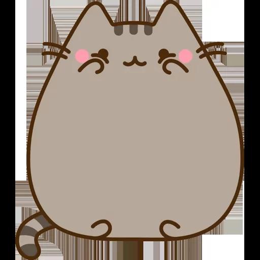 Fatcat - Sticker 3