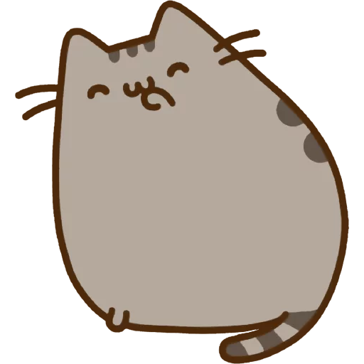 Fatcat - Sticker 1