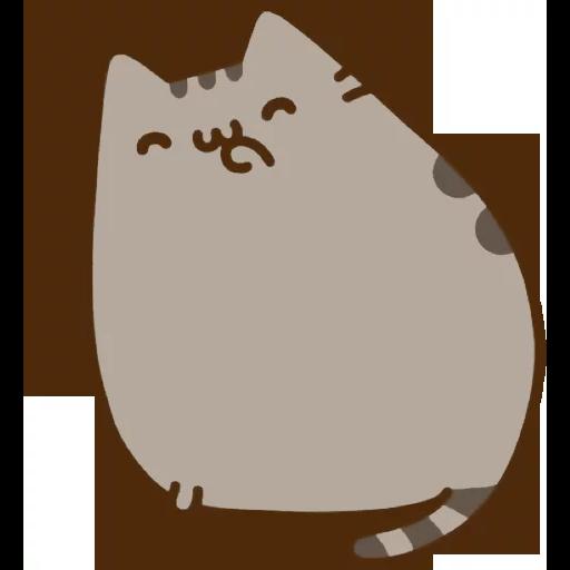 Fatcat - Sticker 1