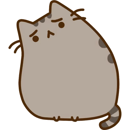 Fatcat - Sticker 6