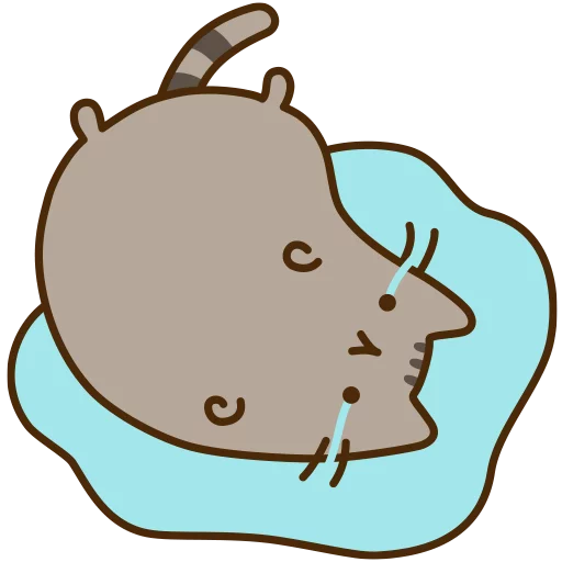 Fatcat - Sticker 14
