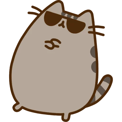 Fatcat - Sticker 8