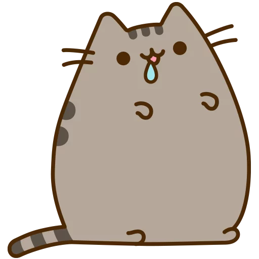 Fatcat - Sticker 17