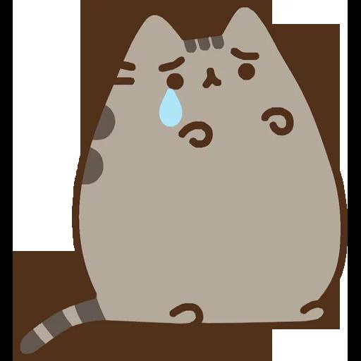 Fatcat - Sticker 5