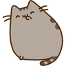 Fatcat - Tray Sticker