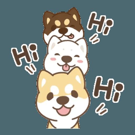柴 - Sticker 21
