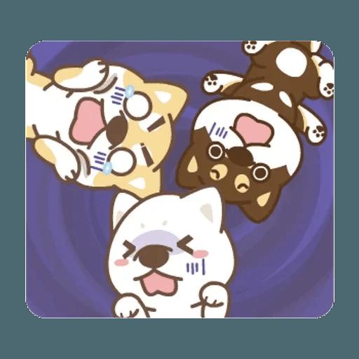 柴 - Sticker 22