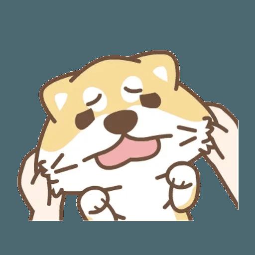 柴 - Sticker 23