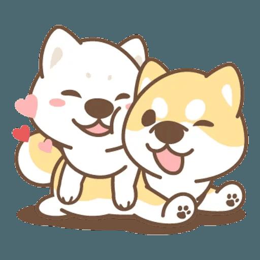 柴 - Sticker 12