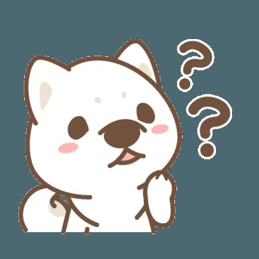 柴 - Sticker 2