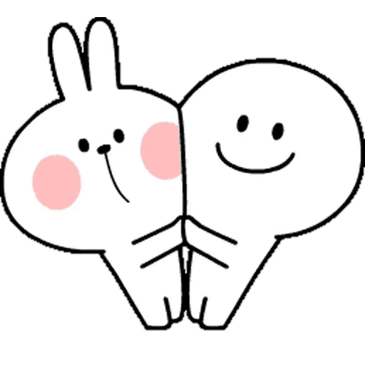Spoiled rabbit ♥️ - Sticker 29