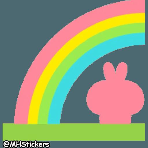 Spoiled rabbit ♥️ - Sticker 4