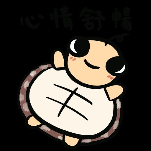 Momo the turtle - Sticker 13