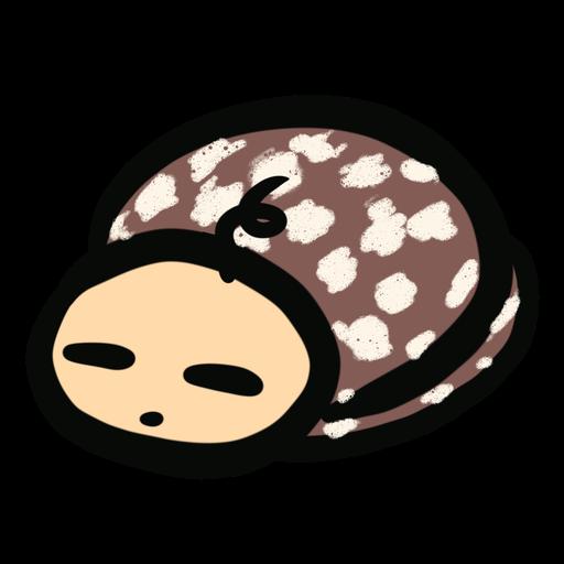Momo the turtle - Sticker 8