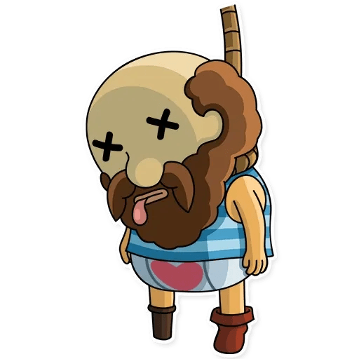 Captain Jack - Sticker 21