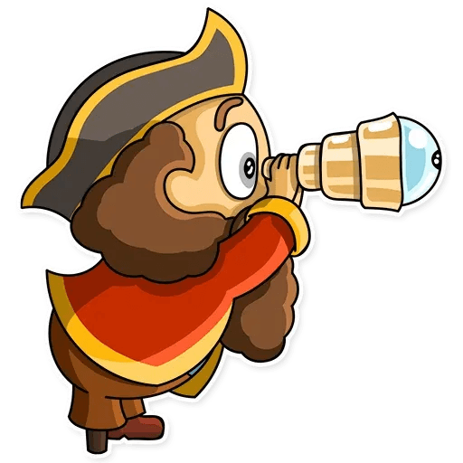 Captain Jack - Sticker 15