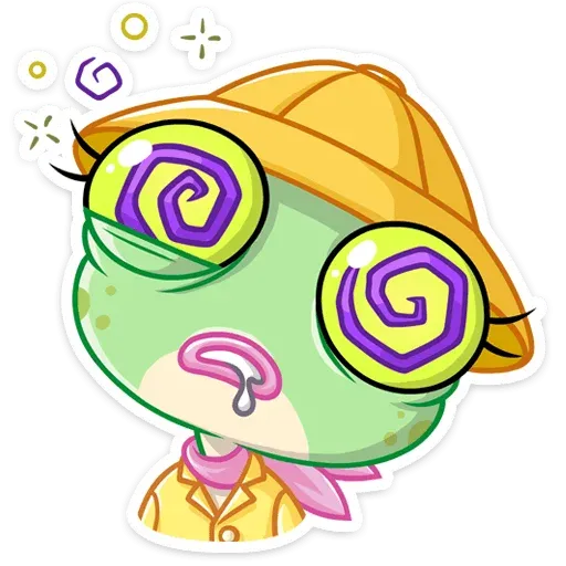 Croak - Sticker 16