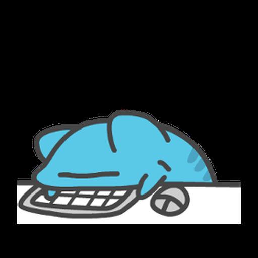 貓貓蟲-咖波 可愛日常 - Sticker 16