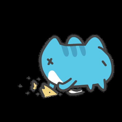 貓貓蟲-咖波 可愛日常 - Sticker 11