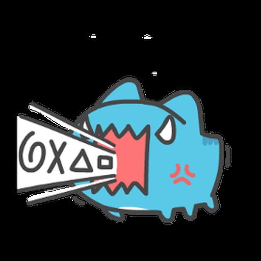 貓貓蟲-咖波 可愛日常 - Sticker 9