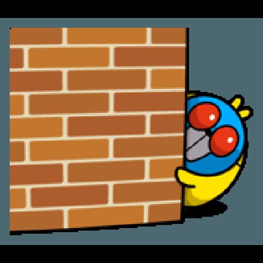 Plump Little Chick 3 - Sticker 23