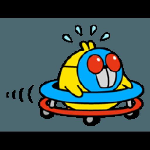 Plump Little Chick 3 - Sticker 10
