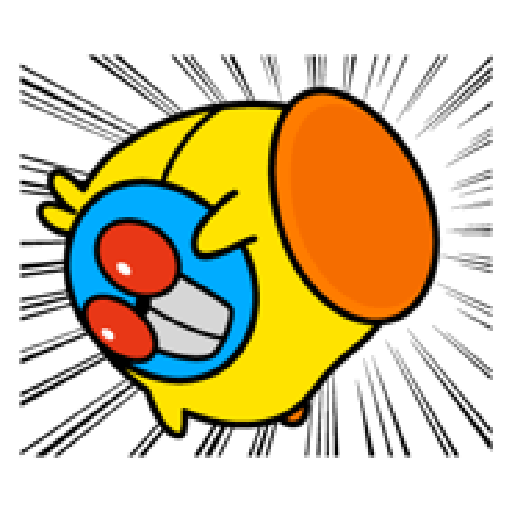 Plump Little Chick 3 - Sticker 2