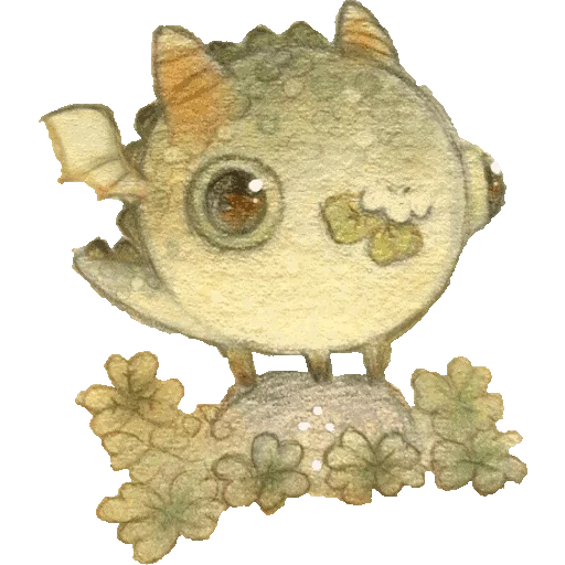 Little Dragons - Sticker 6