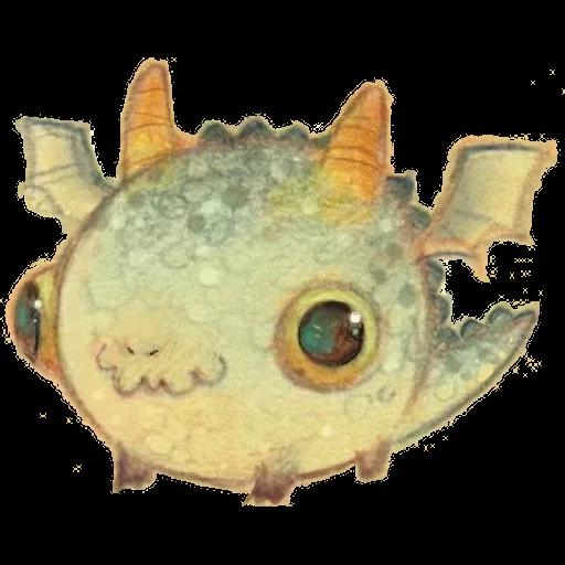 Little Dragons - Sticker 9